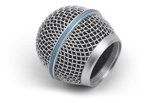4 globo shure microfone beta58 sm58 slx pgx s580 uh01lyco