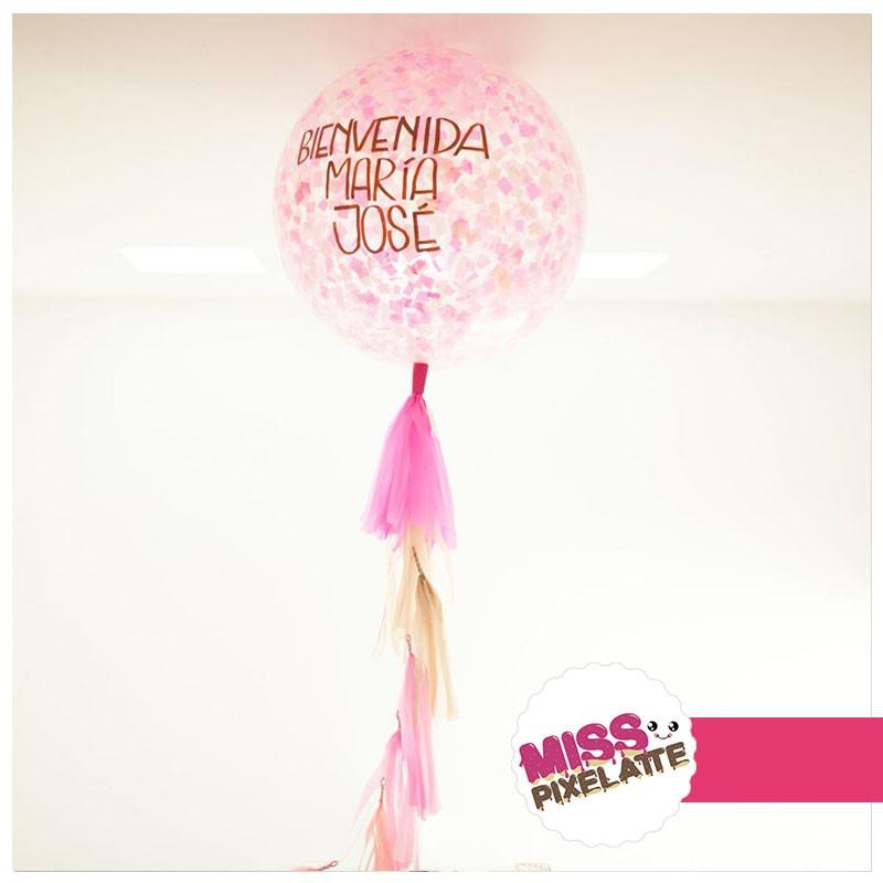 4 globos gigantes personalizados envio gratis - Como conseguir globos de helio ...