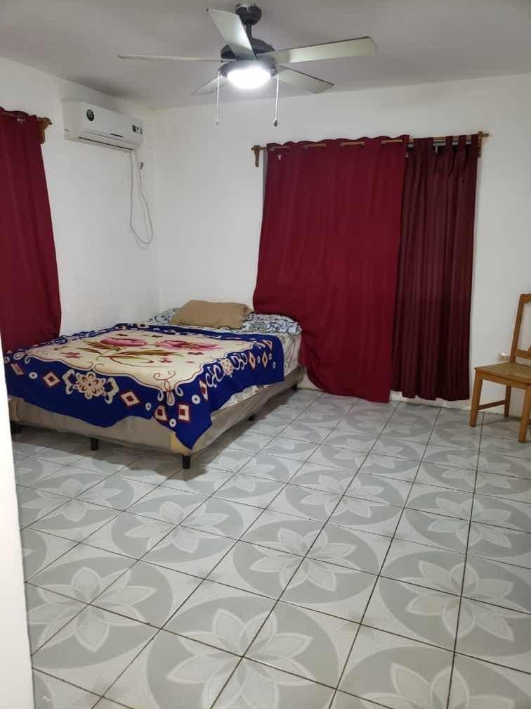 4 habitaciones y 2 baños