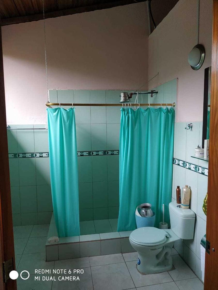 4 habitaciones y 4 baños