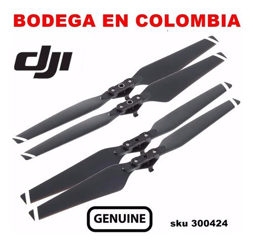 4 helices dron dji mavic 8330 liberacion rapida plegable w03