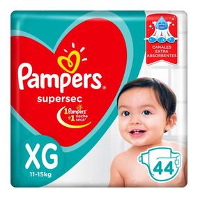 c08f961f6 Pampers Supersec Hiper - Pañales Pampers en Mercado Libre Argentina