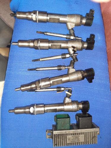 4 injectores diesel con precalentadores . powerstrok 2009