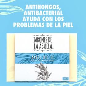 4 Jabones De La Abuela 100grs