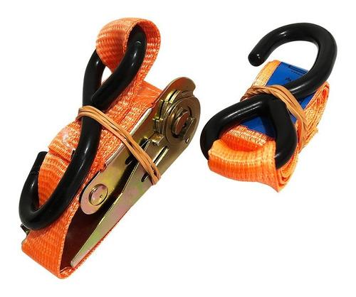4 kit cinta catraca amarração moto jet ski quadriciclo carga