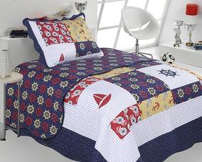 13d61814e2 Cobre Leito Solteiro 4pçs Retro 100%algodão Almofada Xadrez - Casa ...