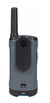 4 kit radios motorola 32km* 20 mi puerto micro usb t200-4