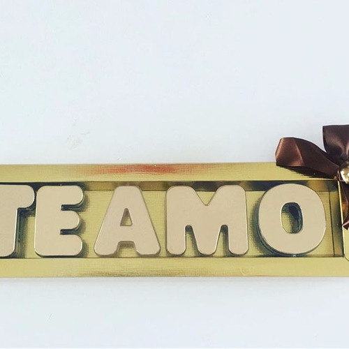 4 letras caixinha dourada caixa acrílico lembrancinha festas