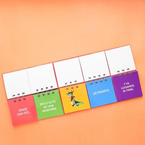 4 libros móviles para aprender a leer - juguetes didácticos