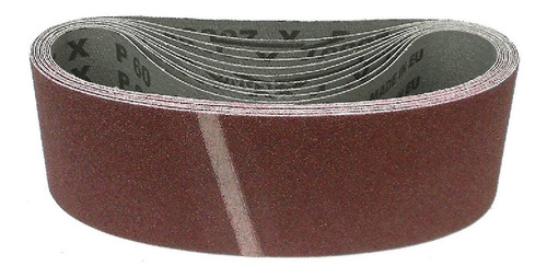 4 lijas banda 100 x 914 p/ lijadora omaha gamma lüsqtoff
