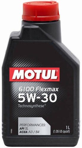4 litros motul 6100 flexmax 5w30 -civic,fiat,bmw,honda,gm