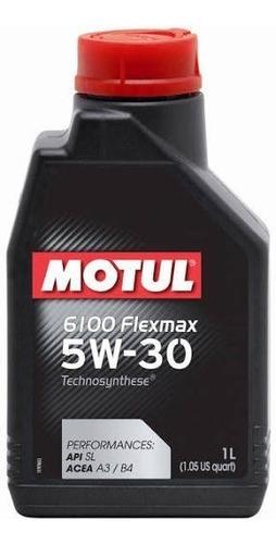 4 litros motul 6100 flexmax 5w30(fiat,civic,i30,toyota,city)