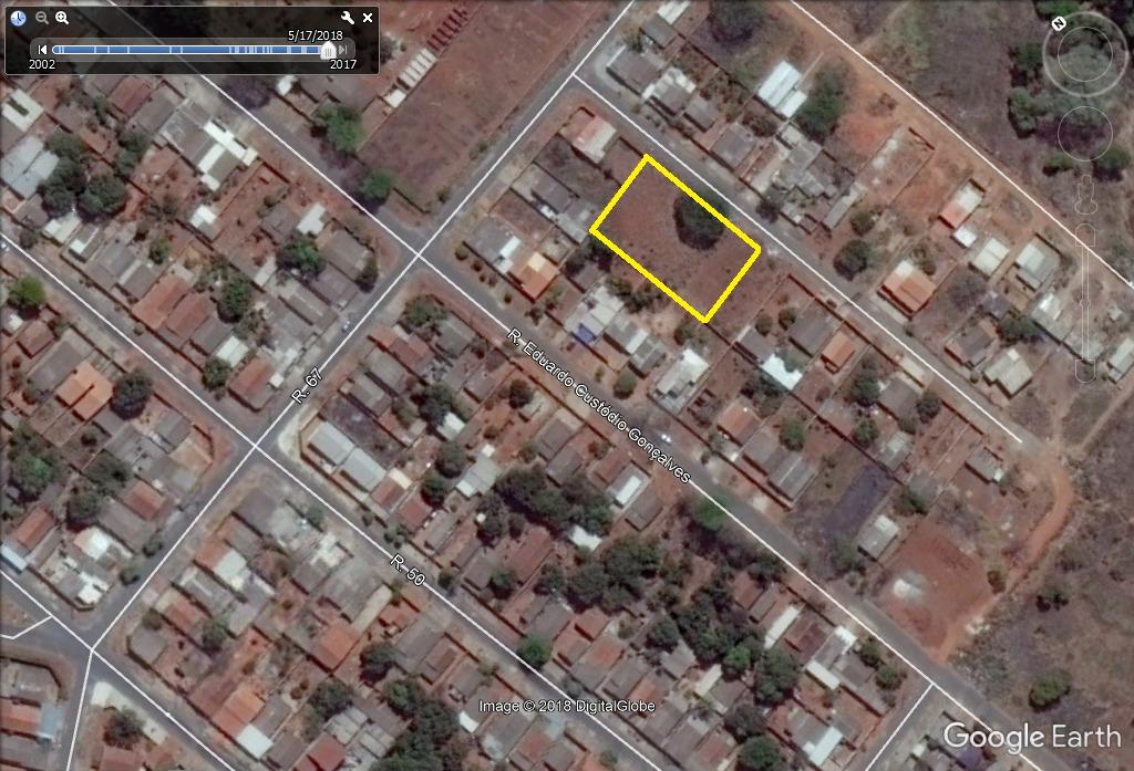 4 lotes (asfalto e agua) bairro independência mansões