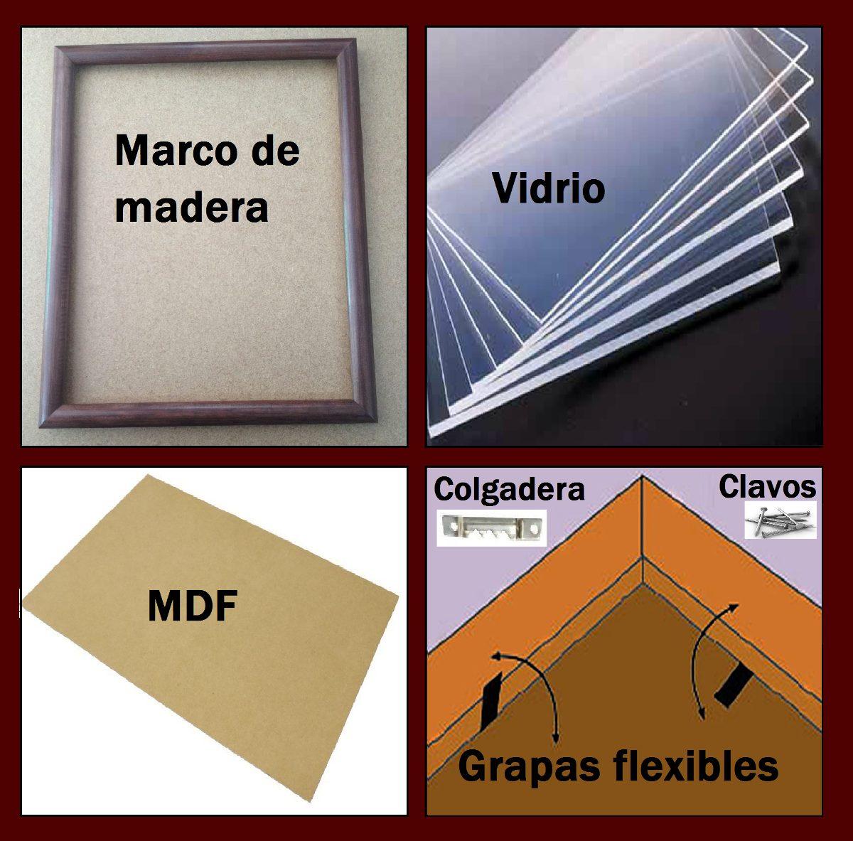 Encantador Marco De Fotos 16x20 Ilustración - Ideas Personalizadas ...