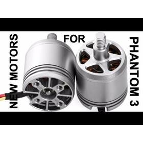 4 Motores Phantom 3 Pro 4k