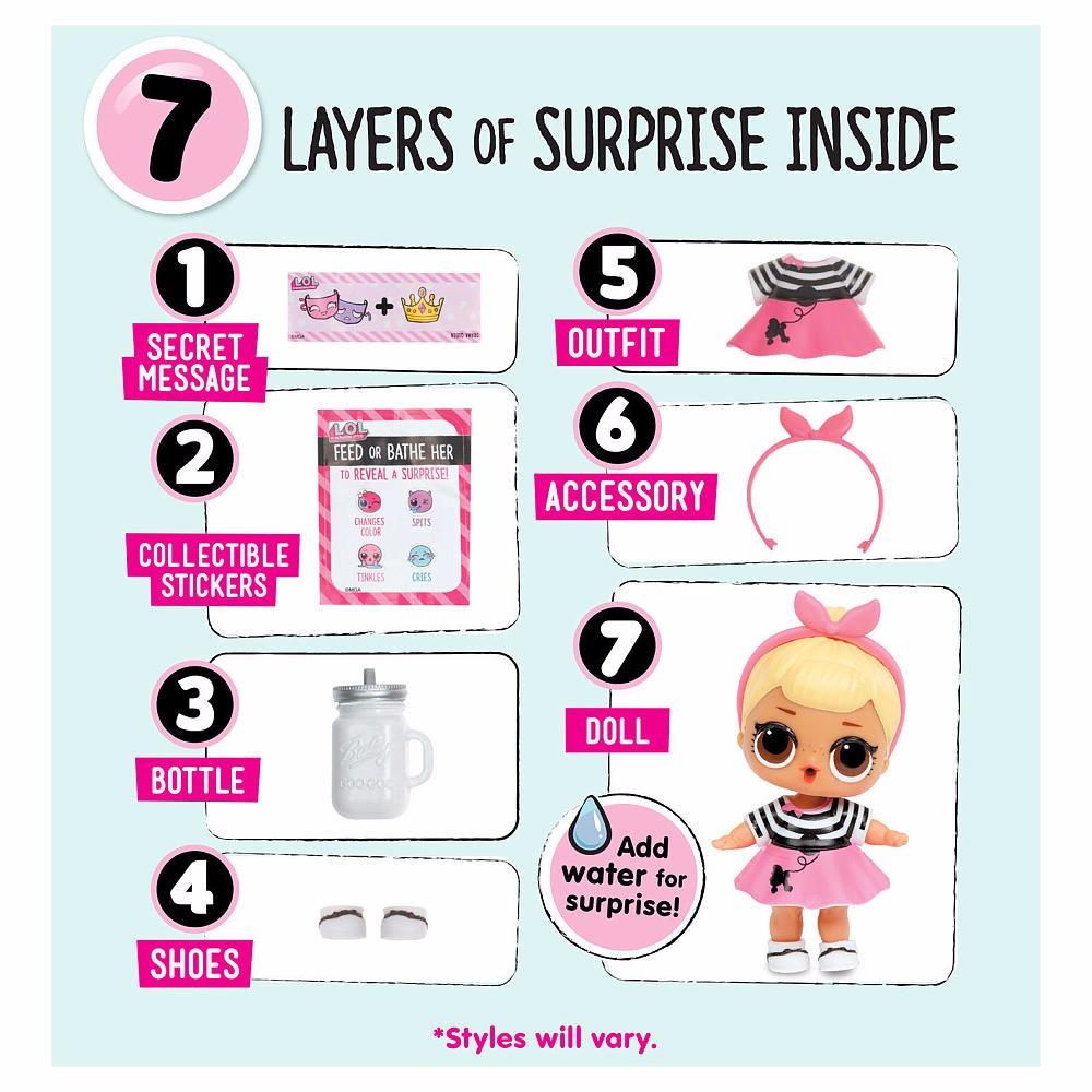 4 Munecas Lol Surprise Serie 2 Original Envio Gratis L O L