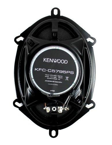 "4) nuevo kenwood kfc-c5795ps 5x7 ""720 vatios 3 vías a"