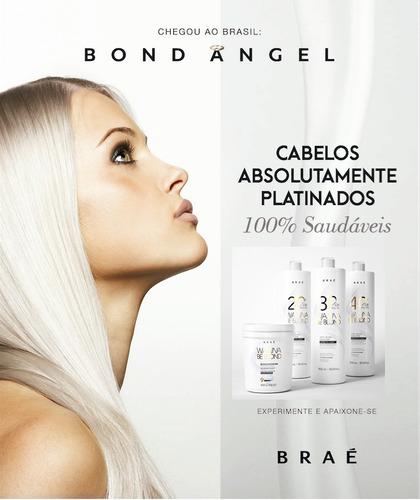 4 oxidante wanna be blond braé bond angel