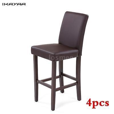 4 pack elegante modernas sillas de comedor de piel    1.610.900 ...