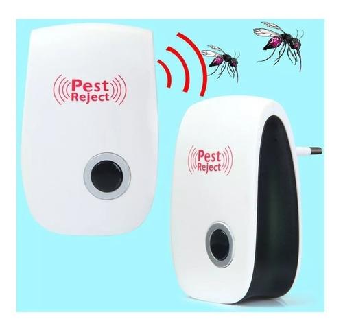 4 (pague 3) repelentes eletrônico afasta insetos e ratos