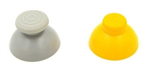 4 par de analogico controle gamecube nintendo alta qualidade