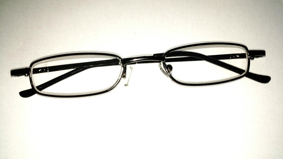 4 Pç Armação Oculos De Grau C  Lentes Perto + 2,5 Promoção - R  99 ... d4fb725632