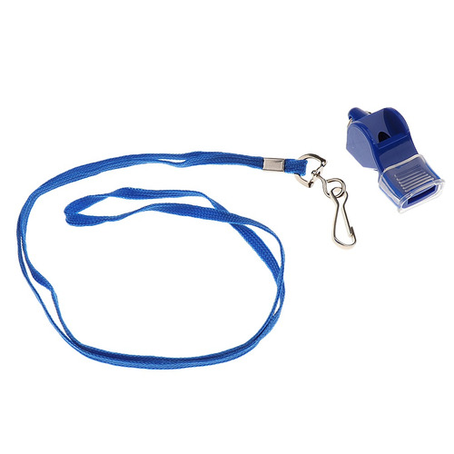 4 pcs soccer basketball coach referee whistle, survival safe