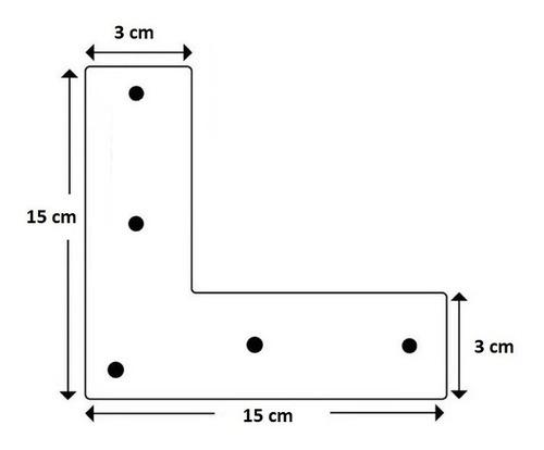4 pé hairpin leg triplo industrial mesa aparador preto 72cm