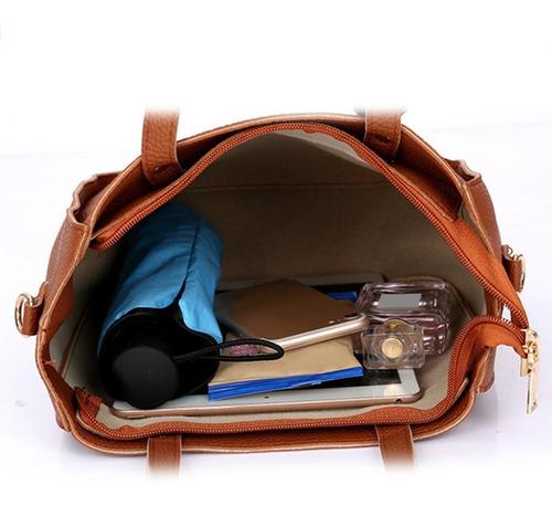 4 piezas/set composit bolsa de borlas decoración de gran cap