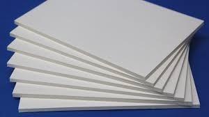7e007a3d3db 4 Placa De Foam Board 5 Mm 30x20 Cm Branco Papel Espuma - R  30