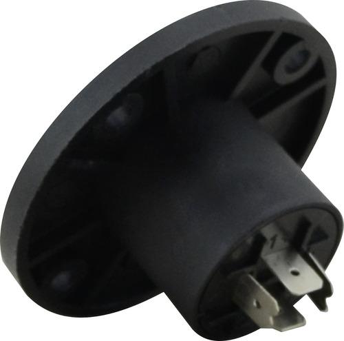 4 plug conector speakon painel com trava prof tipo neutrik