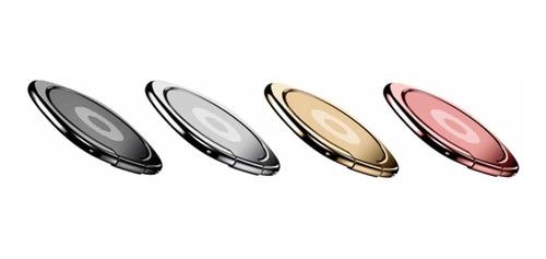 4 pop para celular de metal ima super fino giro de 360