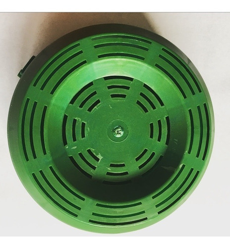 4 porta espiral ignifugo (antillama) con tapa de seguridad
