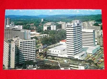 4 postales de panamá canal capital ciudad martes de carnaval