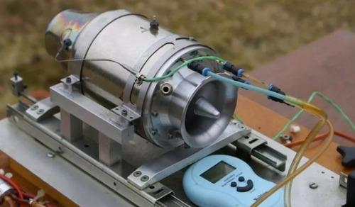 4 projetos turbina microturbina aeromodelo turbo jato helice
