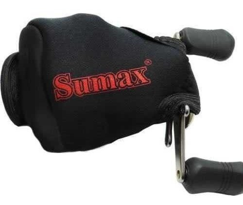4 protetor p/ carretilha sumax bag - perfil baixo