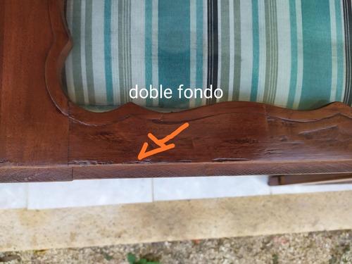 4 puertas de cedro con cristal para mueble clasico