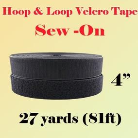 Gancho y bucle Velcro ® marca Uno-Wrap ® Back 2 Back Flejado 10 mm Azul X 2 metros