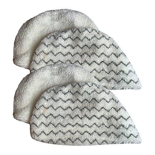 4 reemplazos para bissell almohadillas de mopa powerfresh fi