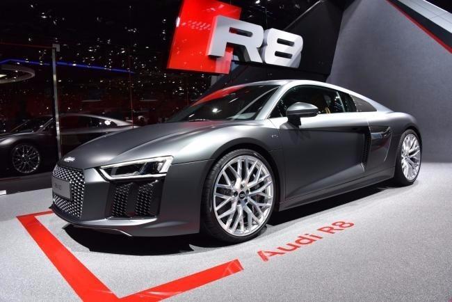 Audi r8 v10 precio mexico 16