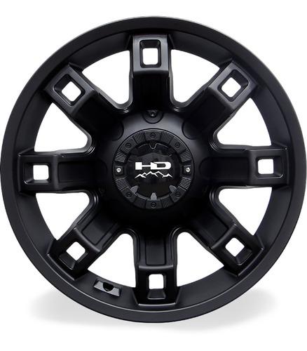 4 roda off road 17 hd 6x139 ranger hilux s10 -12 or01 bk raw