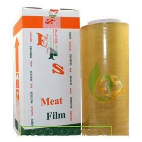 4 Rollos Playo Stretch Film Uso Alimentos (12inx1000m/rollo)