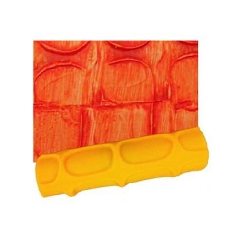 4 rolos para textura com suporte roloflex (veja a descrição)