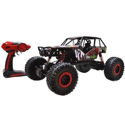 4 ruedas rock crawler radio control remoto rc coche juguete