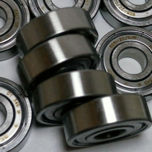 4 rulemanes skf italianos 608 para spinners