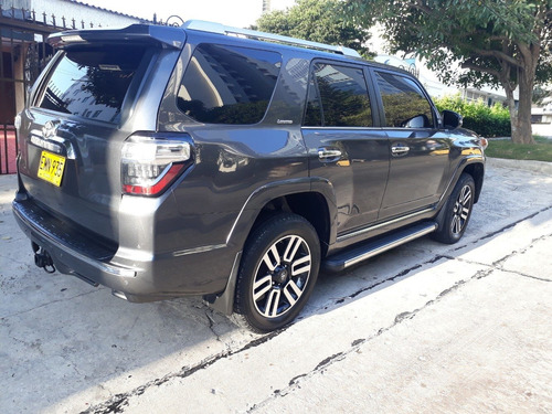 4 runner limited americana