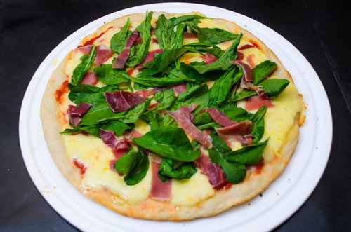4 sabores catering - pizza party-