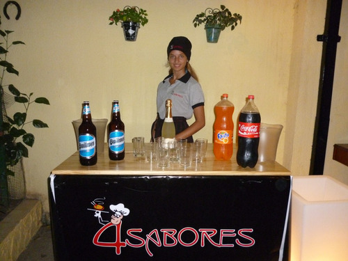 4 sabores catering - pizza party-pernil