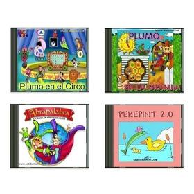 4 Software Educativos Para Niños De 3 A 8 Años