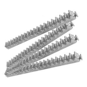 4 Tablets Cremalheira Aluminio 25cm Engemove